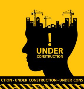 האתר בבניה